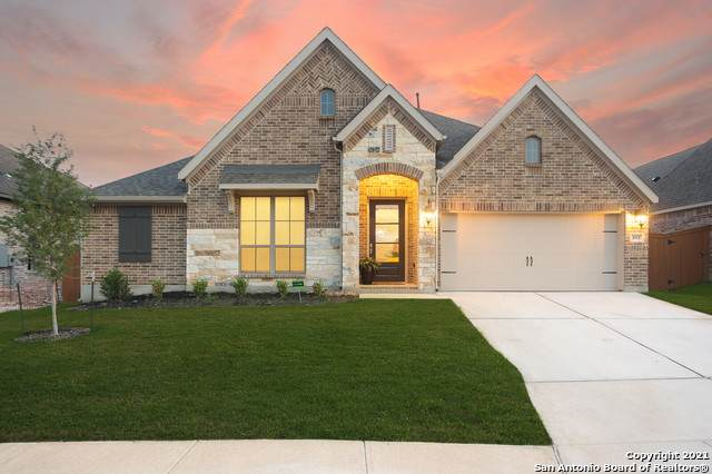 2111 Thayer Cove, San Antonio, TX 78253 (MLS #1541882) :: The Real Estate Jesus Team