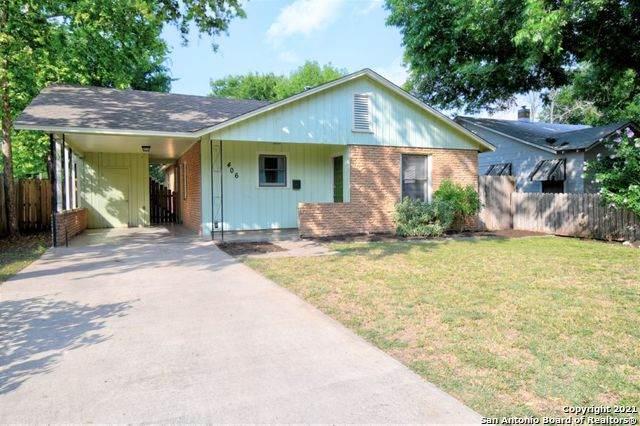 406 N Elm St, Kerrville, TX 78028 (MLS #1541912) :: Carolina Garcia Real Estate Group