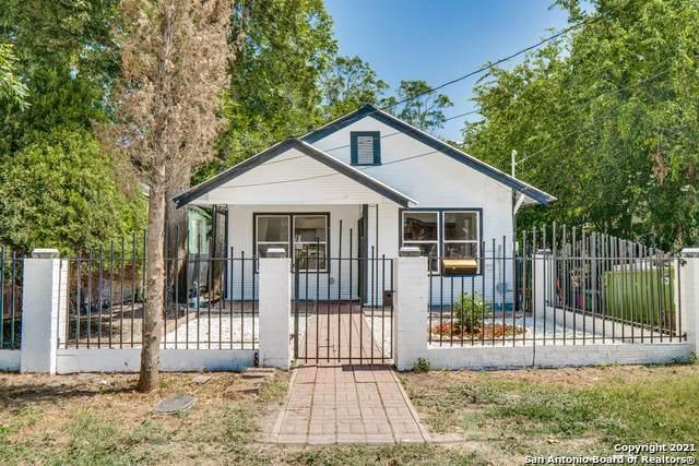 106 Regina St, San Antonio, TX 78223 (MLS #1541971) :: The Rise Property Group
