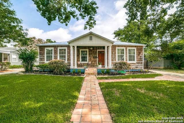 131 Harmon Drive, San Antonio, TX 78209 (MLS #1541977) :: Concierge Realty of SA