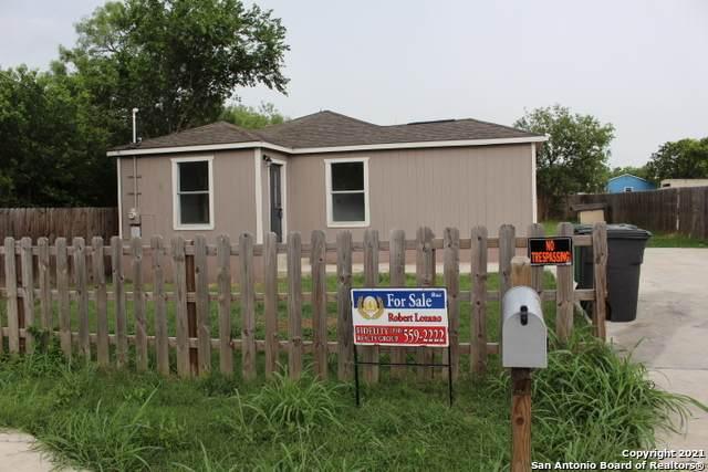 1418 W Mally Blvd, San Antonio, TX 78224 (MLS #1542156) :: The Lopez Group