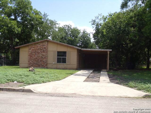 5802 Timberrock Dr, San Antonio, TX 78242 (MLS #1542232) :: The Glover Homes & Land Group