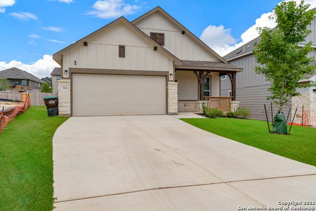 314 Pollock Path, San Antonio, TX 78260 (MLS #1542519) :: Williams Realty & Ranches, LLC