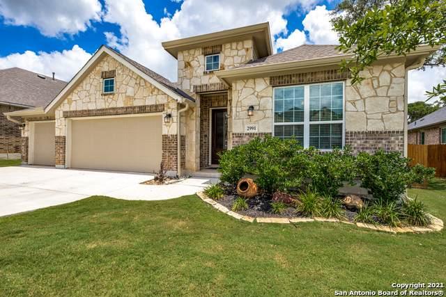 2991 Blenheim Park, Bulverde, TX 78163 (MLS #1542530) :: The Castillo Group