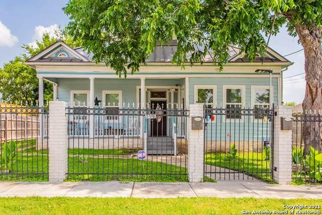 506 Dakota St, San Antonio, TX 78203 (MLS #1542563) :: Carter Fine Homes - Keller Williams Heritage
