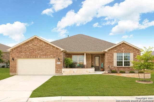 4117 Paddling Pass, San Antonio, TX 78253 (MLS #1542784) :: The Real Estate Jesus Team