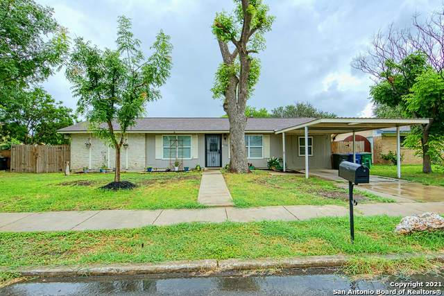 106 Forrest Valley, San Antonio, TX 78227 (MLS #1542851) :: The Mullen Group | RE/MAX Access