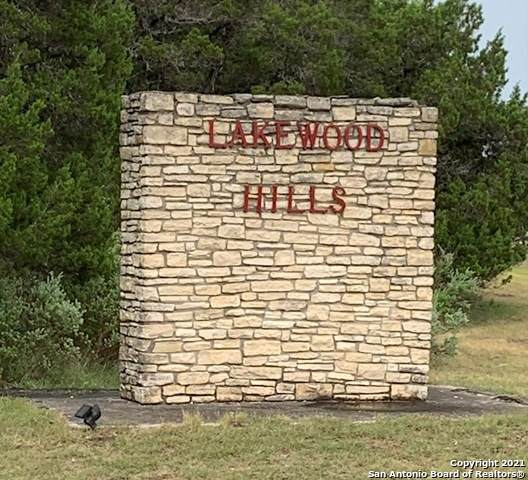 191 Woodridge Drive, Canyon Lake, TX 78133 (MLS #1542981) :: Exquisite Properties, LLC