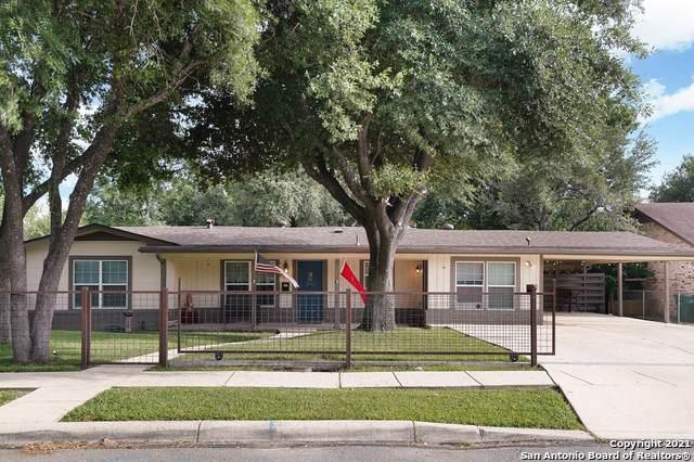 1836 W Craig Pl, San Antonio, TX 78201 (MLS #1543070) :: The Gradiz Group