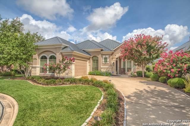 119 Dovery Way, Shavano Park, TX 78249 (MLS #1543088) :: Beth Ann Falcon Real Estate