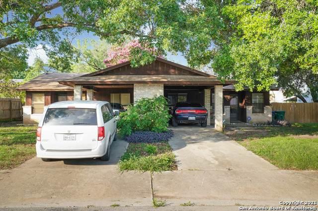 1607 Wycombe St, San Antonio, TX 78216 (MLS #1543165) :: The Lopez Group