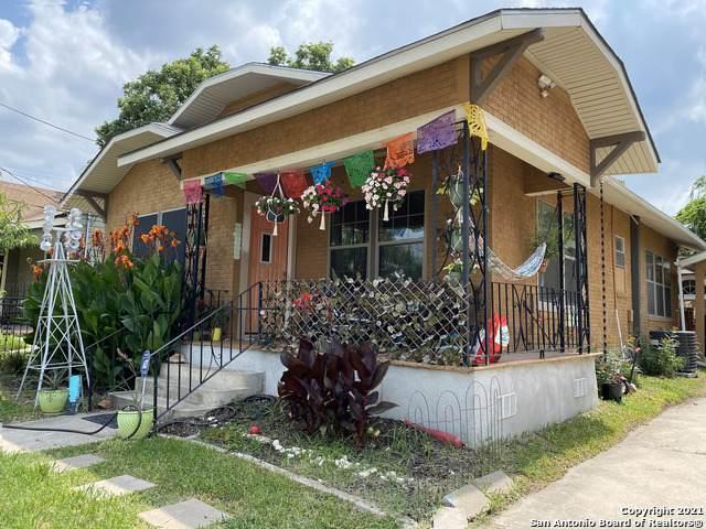 108 Cactus St, San Antonio, TX 78203 (MLS #1543200) :: Phyllis Browning Company
