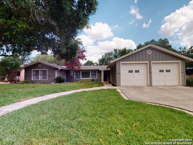 122 Brees Blvd, San Antonio, TX 78209 (MLS #1543305) :: The Mullen Group | RE/MAX Access