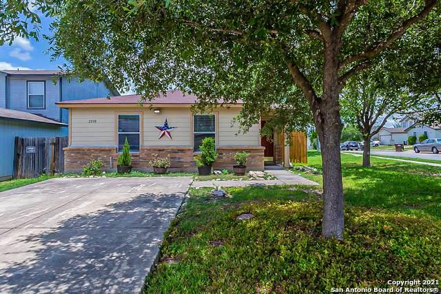 2930 Midnight Pass, San Antonio, TX 78245 (MLS #1543312) :: Exquisite Properties, LLC