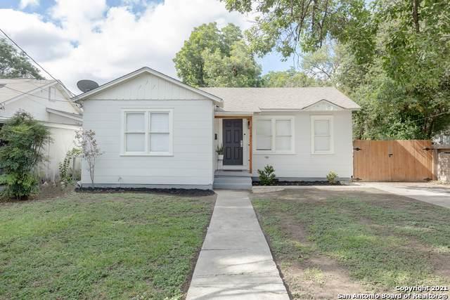 624 Frost St, San Antonio, TX 78202 (MLS #1543364) :: The Real Estate Jesus Team