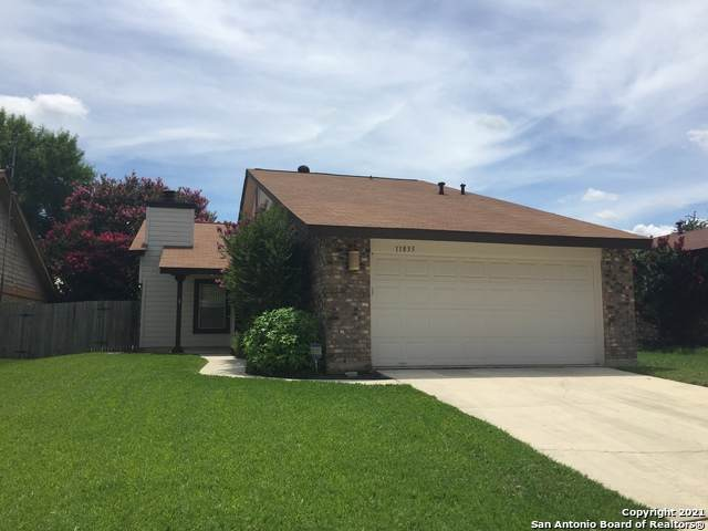 11835 Gallery View St, San Antonio, TX 78249 (MLS #1543380) :: Alexis Weigand Real Estate Group