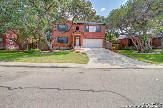 15851 Lomita Springs Dr, San Antonio, TX 78247 (#1543427) :: Zina & Co. Real Estate