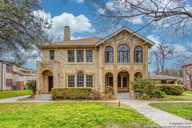 127 E Ridgewood Ct, San Antonio, TX 78212 (MLS #1543432) :: The Castillo Group