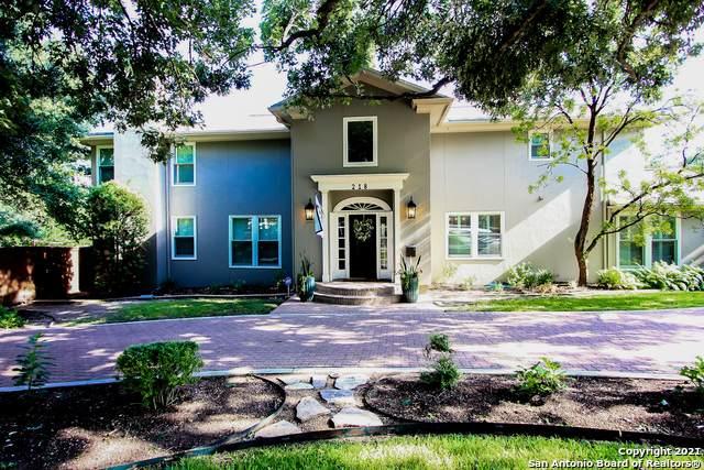 218 Ridgemont Ave, Terrell Hills, TX 78209 (MLS #1543441) :: Santos and Sandberg