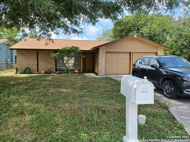8727 Painted Teepee St, San Antonio, TX 78242 (#1543477) :: Zina & Co. Real Estate