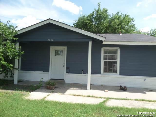 3602 Woodville Dr, San Antonio, TX 78223 (MLS #1543535) :: Alexis Weigand Real Estate Group