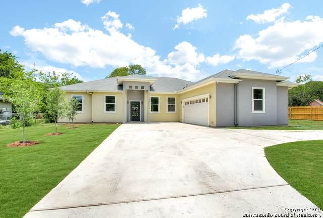 2407 Wescott Ave, San Antonio, TX 78237 (#1543629) :: Zina & Co. Real Estate