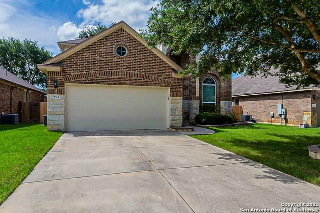 253 Flint Rd, Cibolo, TX 78108 (MLS #1543740) :: The Lopez Group