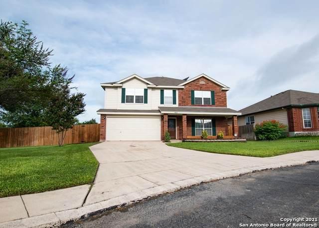 803 Cougar Country, San Antonio, TX 78251 (MLS #1543838) :: JP & Associates Realtors