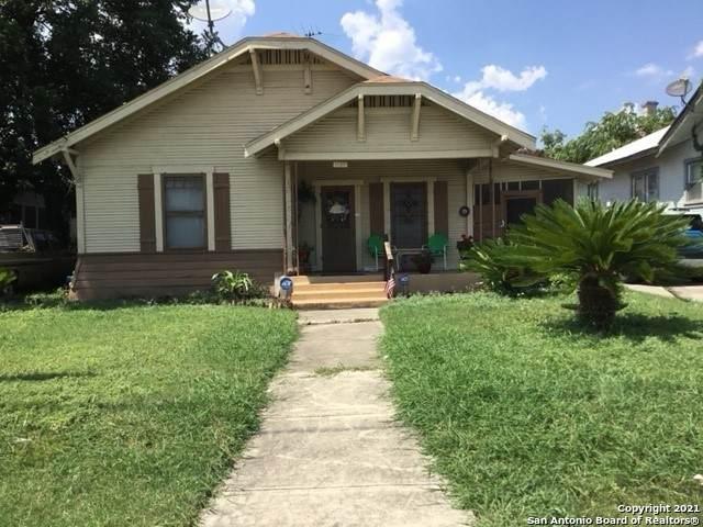 1135 Culebra Rd, San Antonio, TX 78201 (MLS #1543854) :: The Gradiz Group