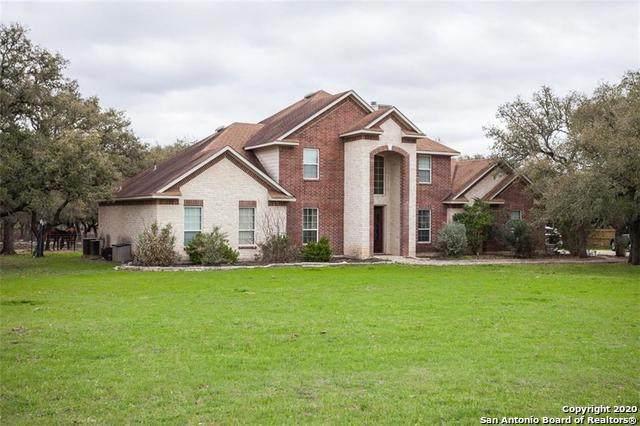 526 Landons Way, Spring Branch, TX 78070 (MLS #1543952) :: Carolina Garcia Real Estate Group