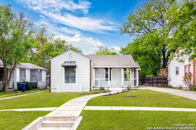 2011 W Mistletoe Ave, San Antonio, TX 78201 (MLS #1543969) :: JP & Associates Realtors