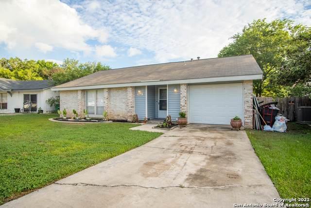 4562 Los Ranchitos St, San Antonio, TX 78233 (MLS #1544030) :: Bexar Team