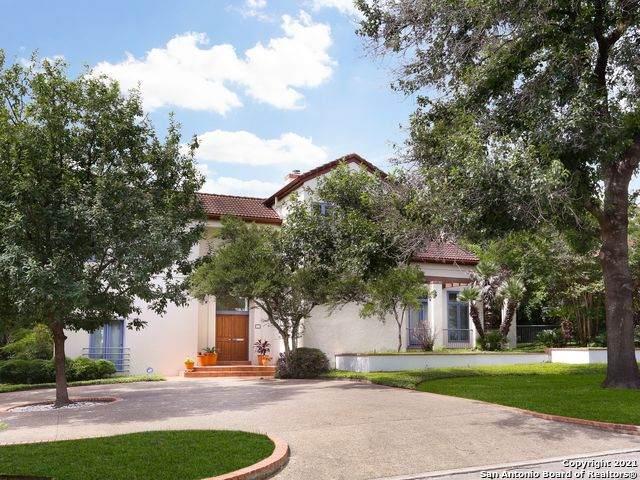 201 E Mandalay Dr, San Antonio, TX 78212 (MLS #1544035) :: Vivid Realty