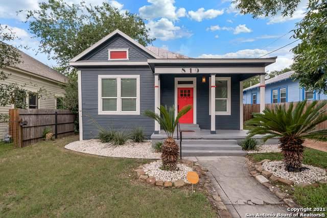 819 Dawson St, San Antonio, TX 78202 (MLS #1544107) :: ForSaleSanAntonioHomes.com