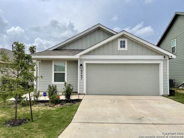 6407 Delgado Run, San Antonio, TX 78220 (MLS #1544155) :: The Rise Property Group