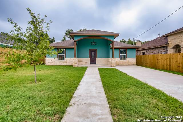 1423 Santa Rita, San Antonio, TX 78214 (MLS #1544178) :: Carolina Garcia Real Estate Group