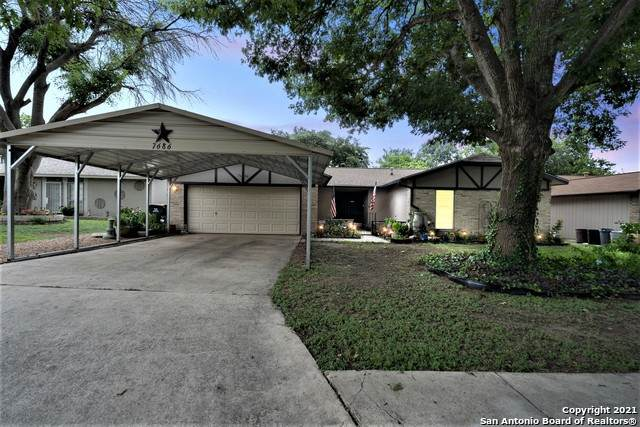 7686 Tarrasa, San Antonio, TX 78239 (MLS #1544179) :: The Real Estate Jesus Team