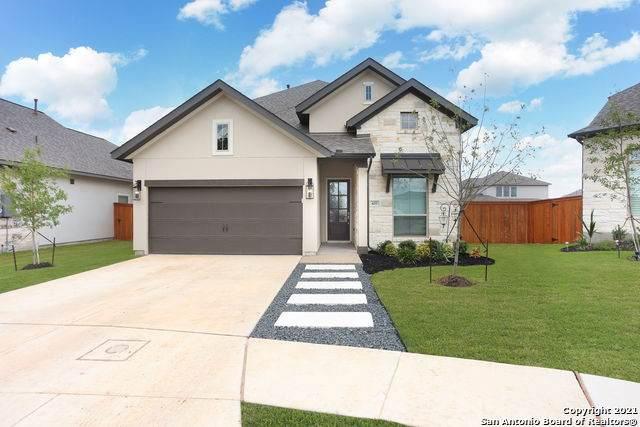 420 Sweetleaf Ln, New Braunfels, TX 78132 (MLS #1544190) :: Exquisite Properties, LLC