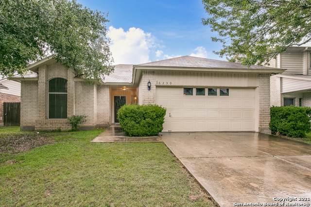 6230 John Chapman, San Antonio, TX 78240 (MLS #1544192) :: The Lopez Group