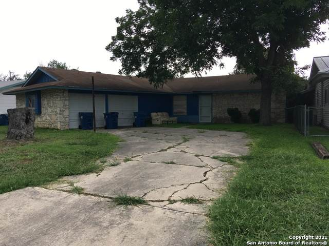 5226 Happiness St, Kirby, TX 78219 (MLS #1544230) :: Texas Premier Realty