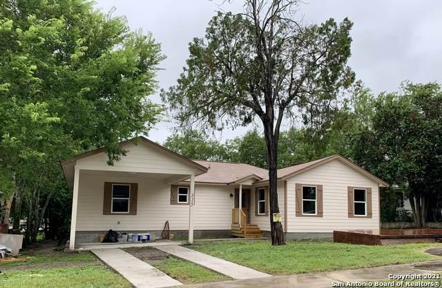 315 Tilden St, Kenedy, TX 78119 (MLS #1544233) :: The Mullen Group | RE/MAX Access