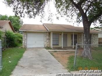 8615 Painted Teepee St, San Antonio, TX 78242 (#1544317) :: Zina & Co. Real Estate