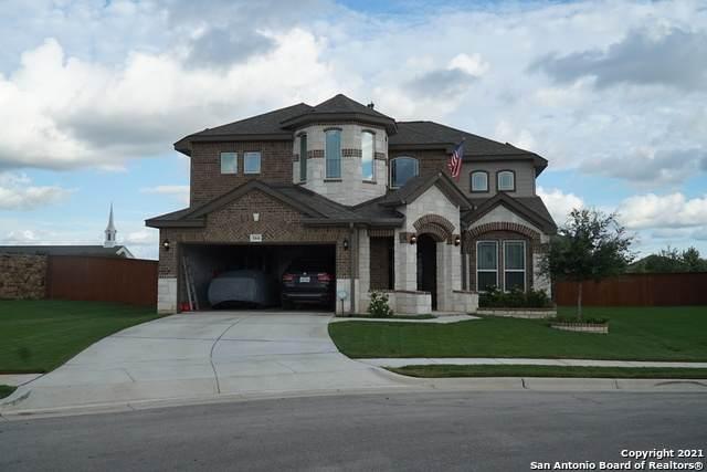 164 Emery Oak Ct, San Marcos, TX 78666 (MLS #1544330) :: Exquisite Properties, LLC