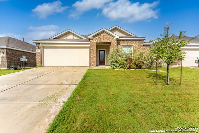 411 Agave Flats Dr, New Braunfels, TX 78130 (MLS #1544340) :: Texas Premier Realty