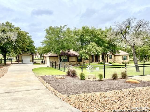 121 Eden Crossing, Adkins, TX 78121 (MLS #1544408) :: The Real Estate Jesus Team