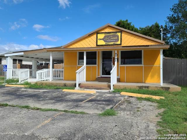 2031 Spur St, New Braunfels, TX 78130 (MLS #1544426) :: Countdown Realty Team