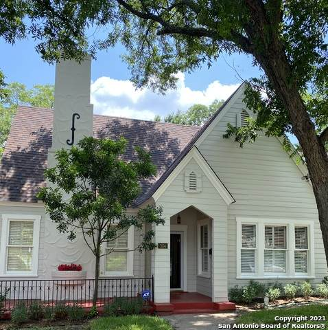 354 E Huisache Ave, San Antonio, TX 78212 (MLS #1544517) :: Texas Premier Realty