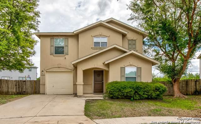 10226 Boxing Pass, San Antonio, TX 78251 (MLS #1544618) :: Carter Fine Homes - Keller Williams Heritage