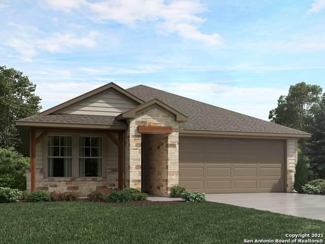 1234 Lennea Garden, New Braunfels, TX 78130 (MLS #1544683) :: The Castillo Group
