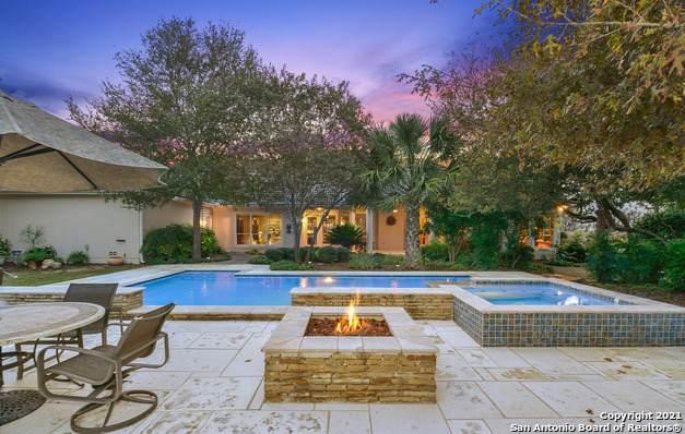 103 Limestone Oak, Shavano Park, TX 78230 (MLS #1544686) :: Beth Ann Falcon Real Estate